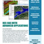 Workshop: HEC-RAS with Advanced Applications