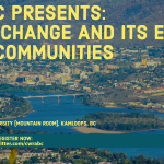 BC: Climate Change and its Effect on our Communities