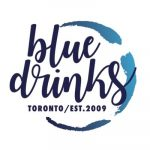 Blue Drinks Toronto Logo